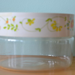 Vintage Pyrex container