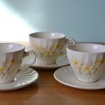 Vintage Australian tea cup and saucer