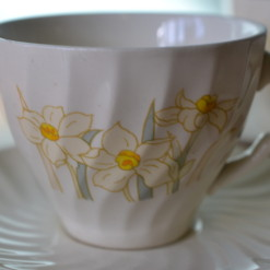 Vintage Australian tea cup and saucer
