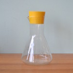 Vintage beaker jug carafe