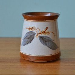 Vintage Australian Pottery bowl jar pot