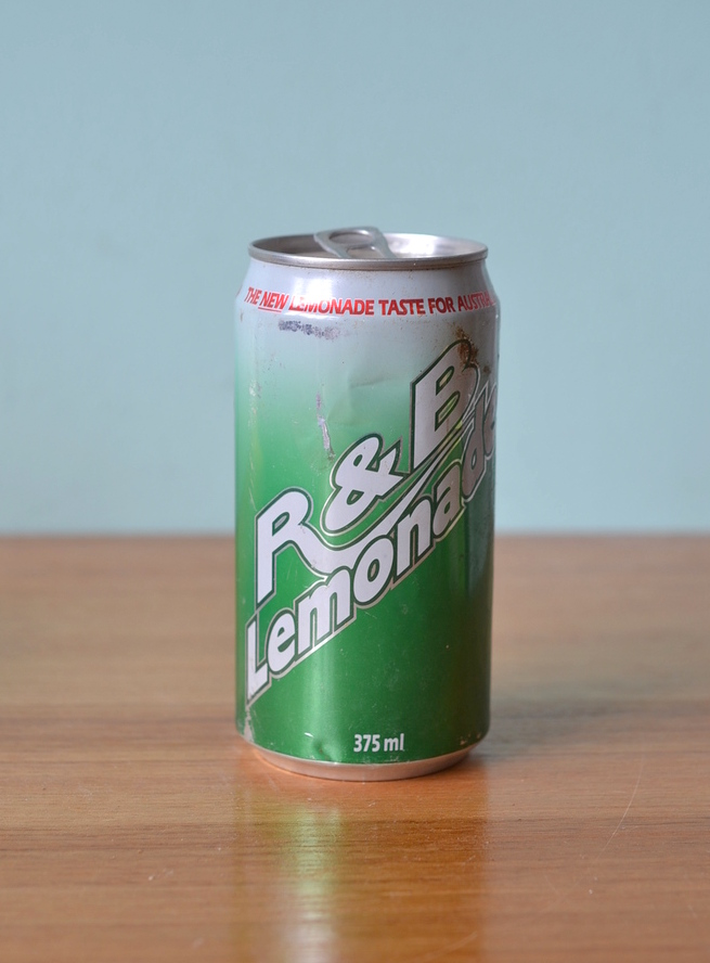 Vintage R Amp B Lemonade Soft Drink Can Quot Soda Pop Cplwt