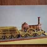 Vintage Postcard 1965 Broad Gauge Locomotive 1840
