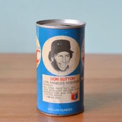 Vintage RC cola can