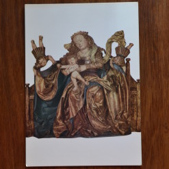 Vintage Postcard 1965 Victoria and Albert Museum England