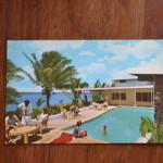 Vintage Postcard 1965 The Reef Lodge Fiji Sigatoka