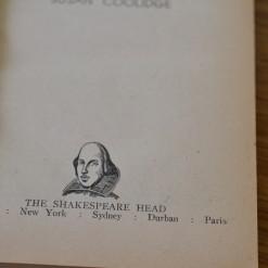 Vintage Book What Katy did at school Susan Coolidge