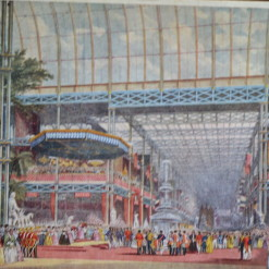 The Opening of the Great Exhibition of 1851, Hyde Park