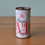Vintage Pimms soda pop can