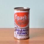 Vintage spark-L can
