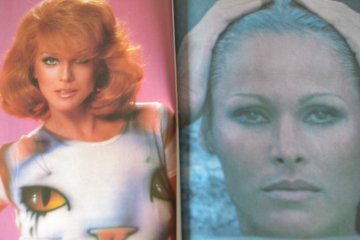 Vintage Playboy S Leading Ladies From Mm To Bo A Special