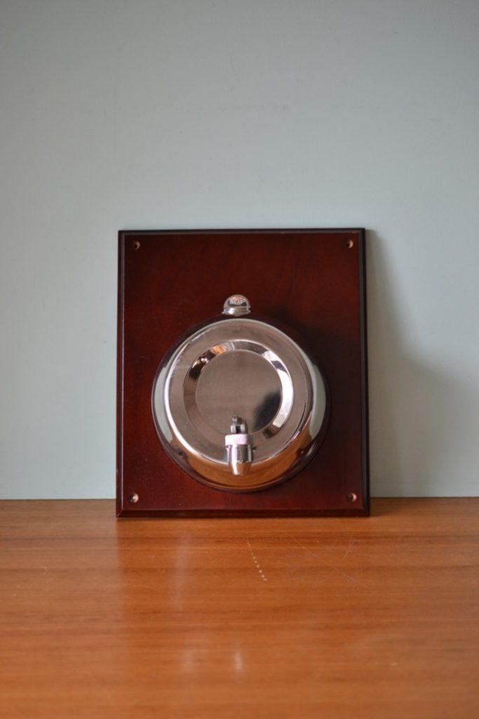 Vintage  Mini wall keg Bazza decanter
