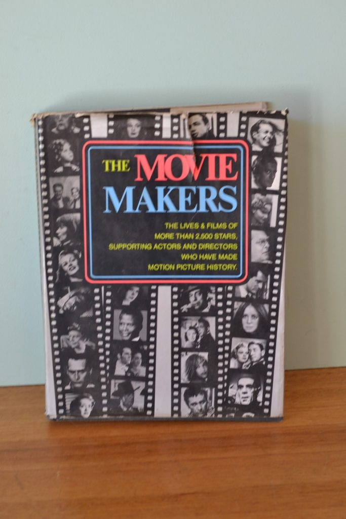 Vintage book The Movie Makers Sol Chanels & Wolsky