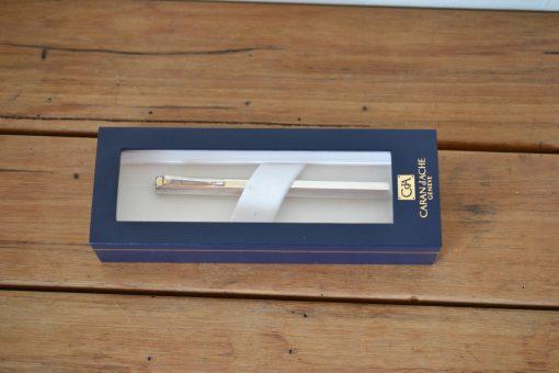 Caran Darche Geneve pen with two refills in original box